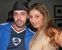 Anita Ferrari prefere fazer filme porn� com o marido, Leandro Porsche