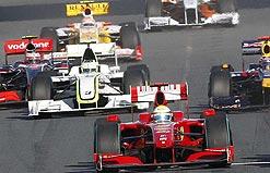 Atual vice-campeão, brasileiro Felipe Massa não conseguiu completar 1ª prova do ano