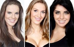 Candidatas ao Miss São Paulo 2009